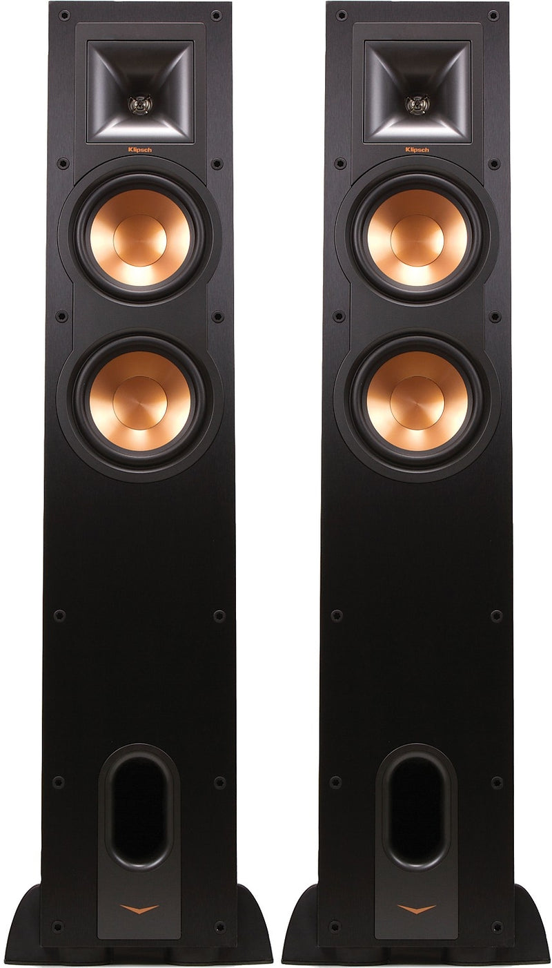 Klipsch Tower Speakers, Set of 2 – 39"