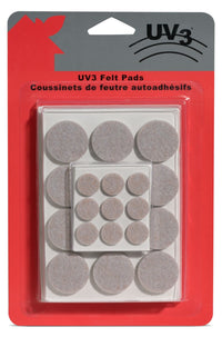 UV3 Furniture Felt Pads