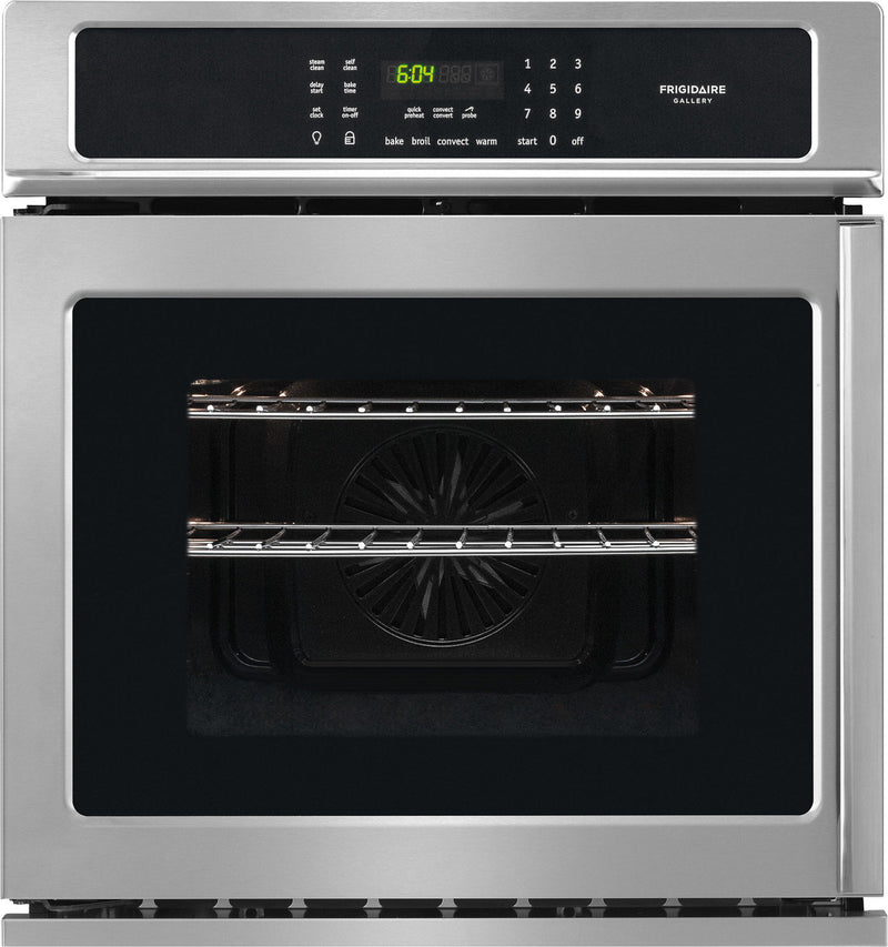 Frigidaire Gallery Stainless Steel Side-Swing Electric Wall Oven (3.8 Cu. Ft.) - FGEW276SPF