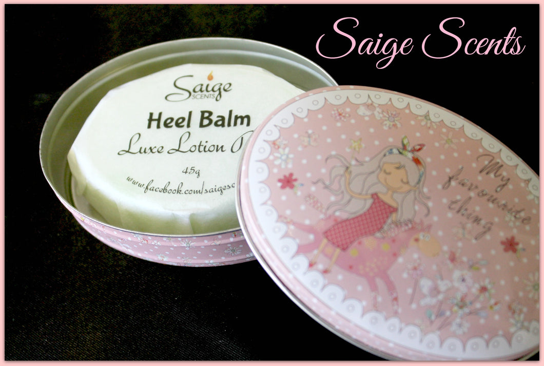 Heel Balm Lotion Bar
