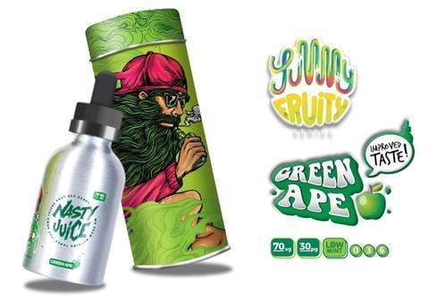 Nasty Juice - Green Ape - Nimbus Vapour