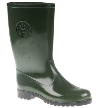 Gumboots Ladies Green 8