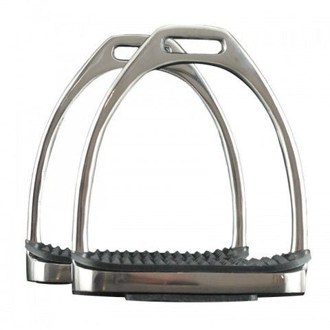 11 Cm Stirrup Irons Stainless Steel