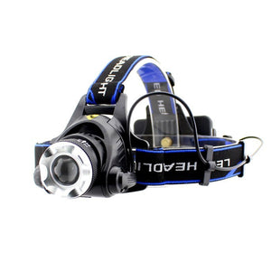 Single lamp - LED rechargeable headlamp - hawioutdoors