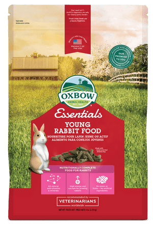 Oxbow's Essentials - Young Rabbit Food