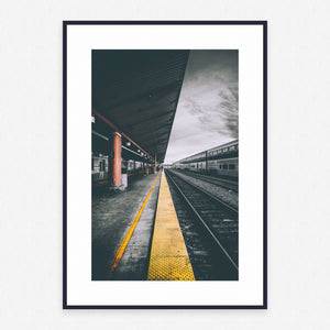 Train Poster #403 - Print Art - Exclusive Posters and Prints Online