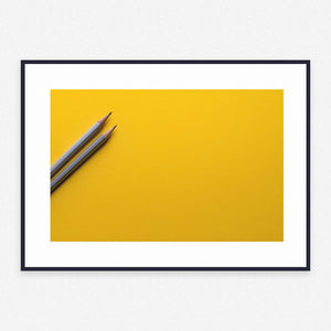 Yellow Poster #4518 - Print Art - Exclusive Posters and Prints Online