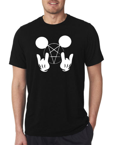 Metal Mickey Mouse T-Shirt