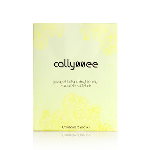 Perk Up Your Eyes Caffeine Dermis Mask
