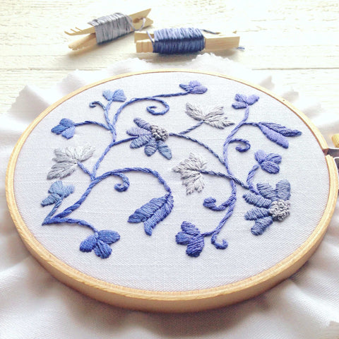 Embroidery 101: Transferring Your Pattern