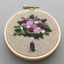 Farmers Market Embroidered Bouquet No. 29
