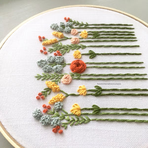 Modern Hand Embroidery KIT by And Other Adventures Embroidery Co