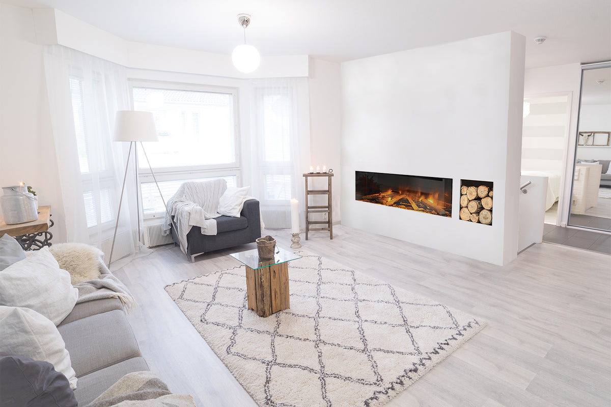 4 Reasons why you should Consider an Electric Fireplace.