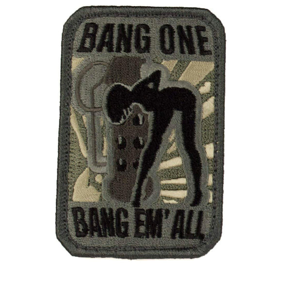 Mil-Spec Bang Em' All Patch