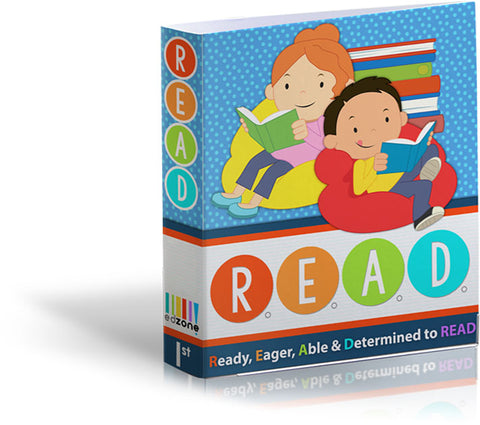 R.E.A.D. Curriculum Notebook Grade 1