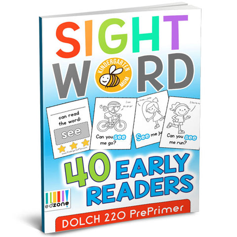 Sight Word Early Readers