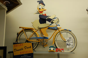 Photos from the defunct Pedaling History Museum in Orchard Park, NY