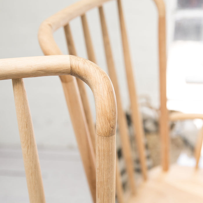 A Pair of Wycombe Dining Chairs - Farmhouse Table Company