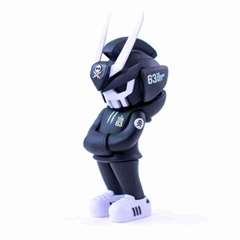 CORE EDITION TEQ 63 OG BLACK - 6 Inch Medium Figure by Martian Toys x Quiccs - iamRetro.com