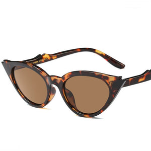Retro Cat Eye Sunglasses UV400