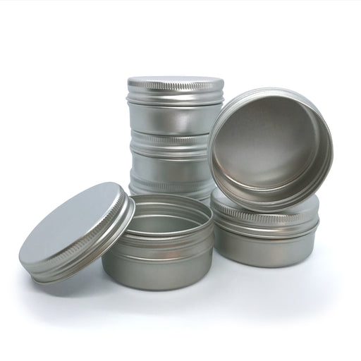 30ml Aluminium Screw Lid Tin