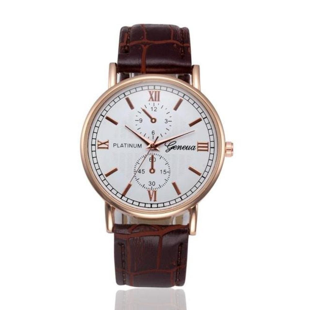 The Mayfair Watch - Brown - Watches