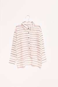 Fish & Kids Stripes Shirt
