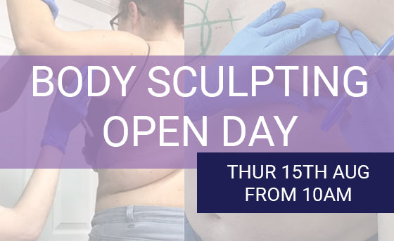 body sculpting open day image