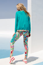 WILD HEART - Bomber Jacket & Laced Panel Skinny Legging • Multicolor