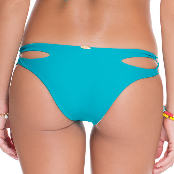 COSITA BUENA - Reversible Zig Zag Open Side Moderate Bottom-WHC