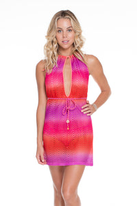 SUNSET ANGEL - Front Row Mini • Multicolor