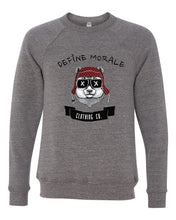 Bear Pilot - Grey Sweatshirt