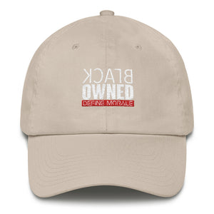 Black Owned - Dad Hat