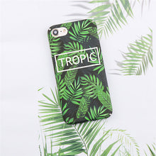 Banana Leaf iPhone Case, Device Cover, Nordic Home Accessories, Elm & Blue, Style Life Home
