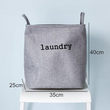 Simple Laundry Basket