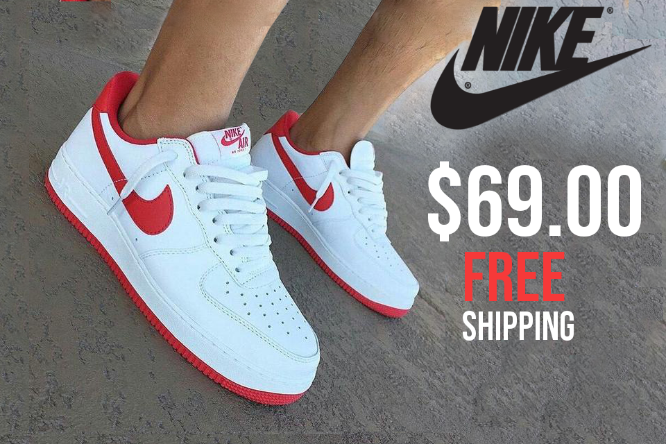 Affordable Authentic Nike Air Force 1s
