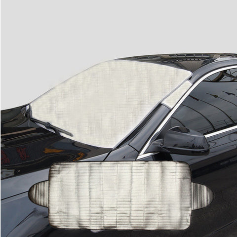 SMART WINDSHIELD COVER