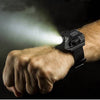 Image of AMAZING RECHARGEABLE FLASHLIGHT TACTICAL WATCH