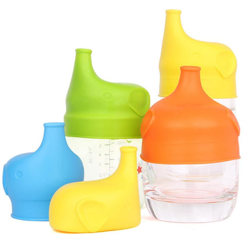 Spill Proof Sippy Lids (Set Of 5)