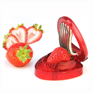 Quick Strawberry Slicer