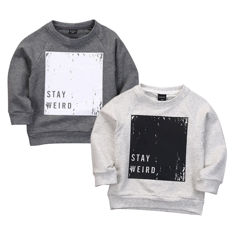 Stay Weird Sweatshirt