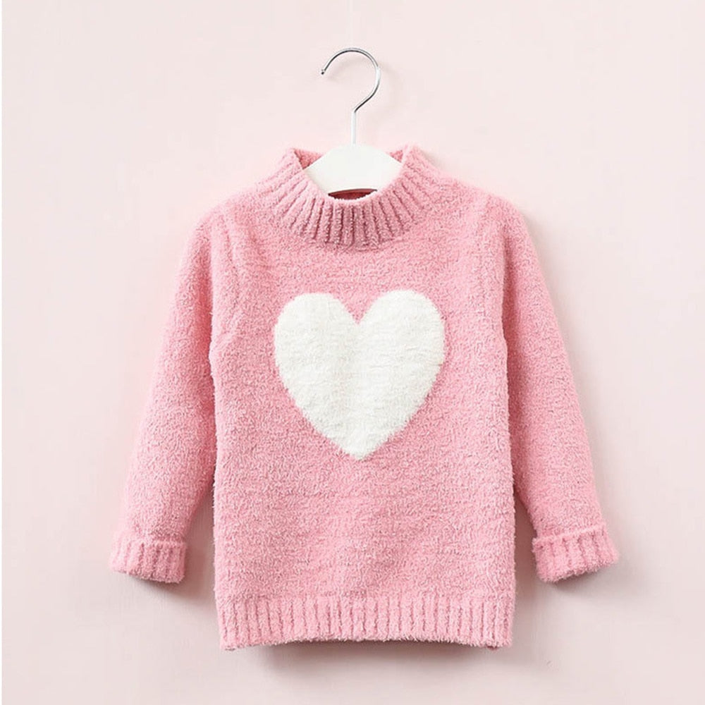 Jazmine Heart Sweater