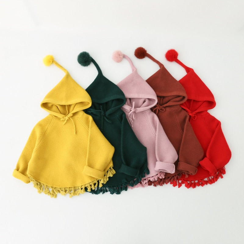 Sophie Hooded Pullovers