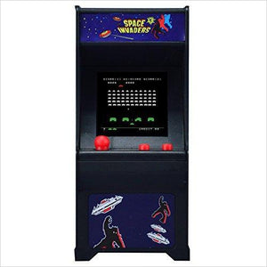 Space Invaders Miniature Arcade Game-Toy - www.Gifteee.com - Cool Gifts \ Unique Gifts - The Best Gifts for Men, Women and Kids of All Ages