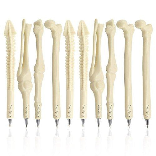 Bone Shape Pens-Office Product - www.Gifteee.com - Cool Gifts \ Unique Gifts - The Best Gifts for Men, Women and Kids of All Ages