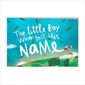 The Little Boy Who Lost His Name: Personalized children's book-Baby Product - www.Gifteee.com - Cool Gifts \ Unique Gifts - The Best Gifts for Men, Women and Kids of All Ages