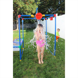 Backyard Waterpark - 6 in 1-Lawn & Patio - www.Gifteee.com - Cool Gifts \ Unique Gifts - The Best Gifts for Men, Women and Kids of All Ages