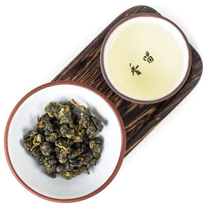 Milk Oolong, No Cows Involved