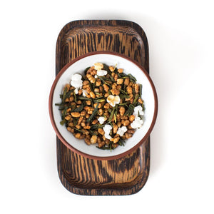 All About The Comforting Japanese Green Tea: Genmaicha