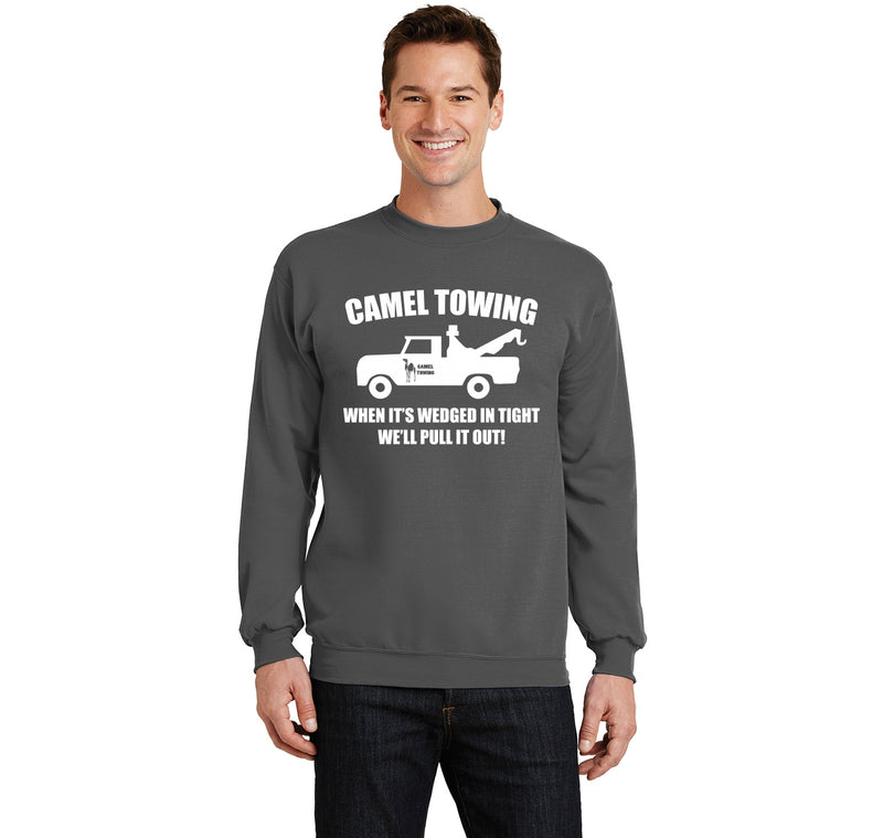 Camel Towing Crewneck Sweatshirt